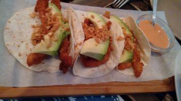 Tacos de Fingers